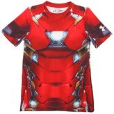 Under Armour Heatgear Fabric Iron Man Fitted T-Shirt