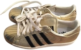 adidas Superstar leather baskets