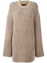 Yeezy Oversized Teddy Boucle Sweater