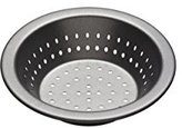 Kitchen Craft MasterClass Crusty Bake Pie Dish, Black, 12 cm