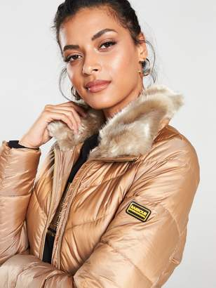 Barbour International Nurberg Quilted Jacket