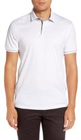 Ted Baker Men's Sergio Zip Polo