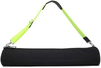 Monreal London Namaste Embossed Woven Yoga Mat Bag
