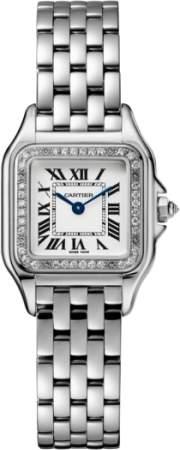 Cartier Panthere de WJPN0006 18K White Gold 22mm Womens Watch