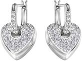 Swarovski Even Dangling Pierced Earrings