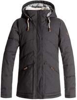 Roxy NANCY Winter jacket forged iron