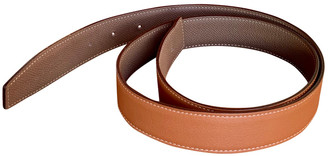 Hermes Cuir seul / Leather Strap Multicolour Leather Belts