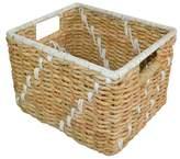 Pillowfort Handwoven Decorative Basket Natural