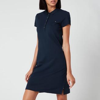 Tommy Hilfiger Women's Heritage Slim Polo Dress