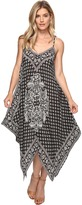 Tolani Drew Handkerchief Maxi Women's Dress
