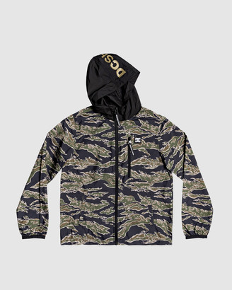 DC Youth Dagup Packable Water Resistant Jacket