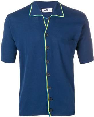 Anglozine Marcello short-sleeve cardigan