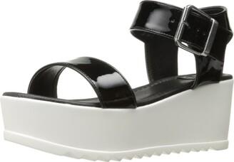 N.Y.L.A. Women's Sanda Platform Sandal