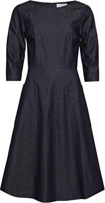 Lilli Jahilo Zandra Denim Day Dress With Patch Pockets