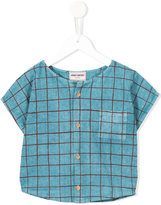 Bobo Choses checked shirt - kids - Cotton - 4 yrs