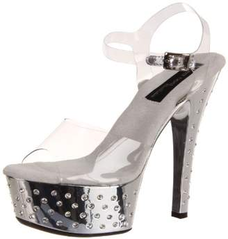 The Highest Heel Women's Dazzle-11-Cvyn Platform Sandal