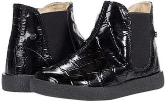 Naturino Falcotto Calvin AW20 (Toddler) (Black) Girls Shoes