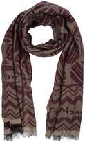 Manila Grace Oblong scarves - Item 46532264