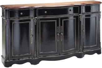 Stein World Van Velsor 4-Door 3-Drawer Cabinet