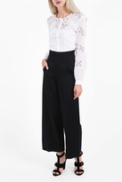 Roland Mouret Ward Wide Trousers