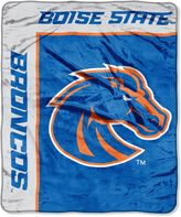 Bed Bath & Beyond Boise State University Raschel Throw Blanket