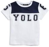 Bardot Junior Boys' YOLO Tee - Baby