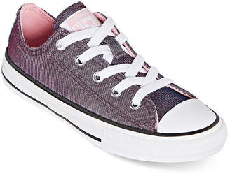 Converse Ox Space Star Color Shift Little Kid/Big Kid Girls Sneakers Lace-up
