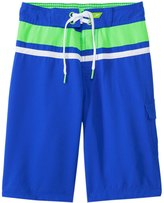 Speedo Boys' Horizontal Splice EBoard Short (8yrs-20yrs) - 7535885