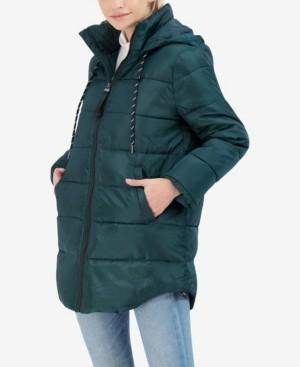 Sebby Junior's Hooded Puffer Coat