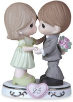 Bed Bath & Beyond Precious Moment® 25th Anniversary Through The Years Figurine