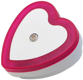 Pink Heart LED Night Light
