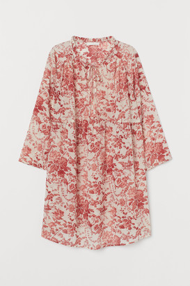 H&M MAMA Blouse with ties