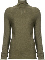 Raquel Allegra cashmere long sleeve pullover