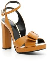 Lanvin Nappa Sandals