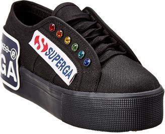 Marco De Vincenzo Superga Canvas Sneaker