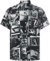 Wacko Maria Daidō Moriyama Hawaiian Shirt