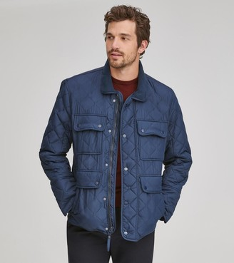 Andrew Marc CANAL EVERYDAY 4 POCKET QUILTED JACKET