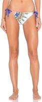 Trina Turk Kasbah Tie Side Hipster Bottom