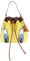 Moschino 2015 Tweety & Sylvester Bucket Bag