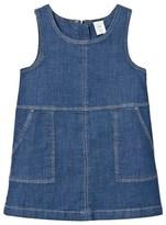 Gap Medium Wash Denim Dress