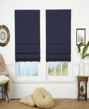 The Cordless Collection Insulating Cordless Roman Shade, 36x72