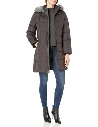 Fleet Street Ltd. Women's Classic Down Jacket