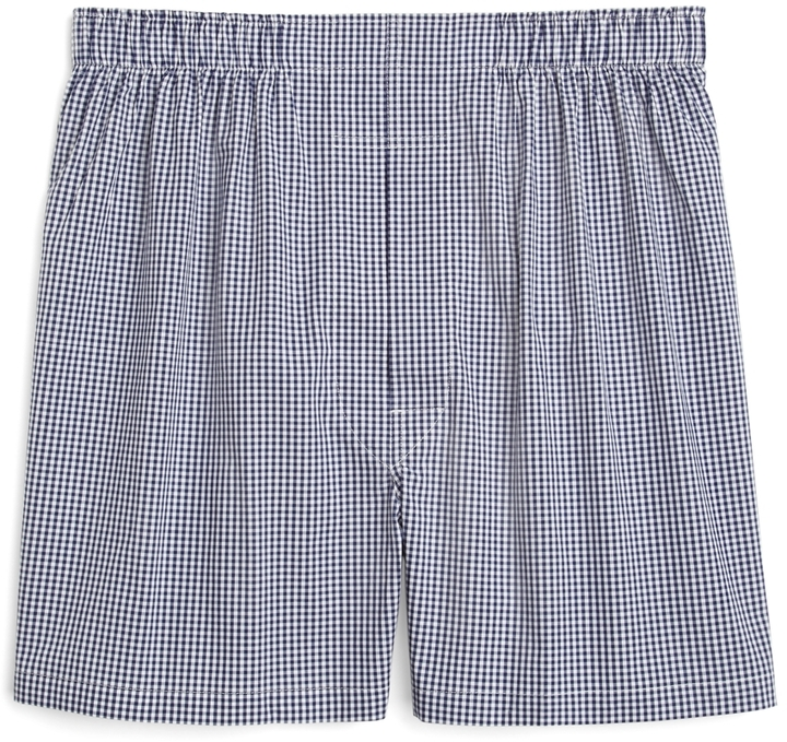 Brooks Brothers Slim Fit Gingham Boxers