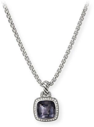 David Yurman 11mm Albion Enhancer with Diamonds