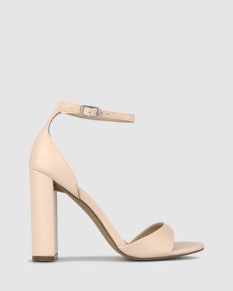 betts Rosie Block Heel Sandals