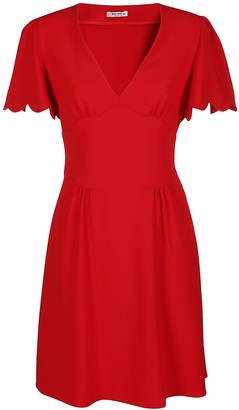 Miu Miu Red Mini Dress