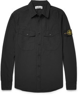 Stone Island - Slim-fit Cotton Shirt