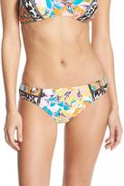Nanette Lepore &Copa Charmer& Hipster Bikini Bottoms