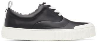 Pierre Hardy Black Ollie Low-Top Sneakers
