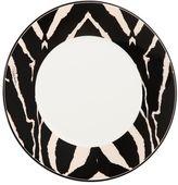 Roberto Cavalli Zebra Set Of 6 Dessert Plates